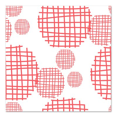 Americanflat 'Circle Grids' by Kevin Brackley Graphic Art