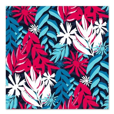 Americanflat 'Havana Tropics' by Kevin Brackley Graphic Art