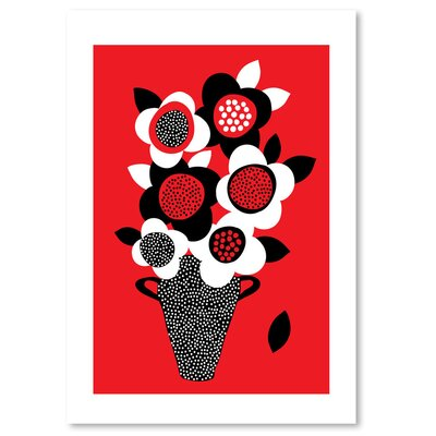 Americanflat 'Vase 2' by Jocelyn Proust Graphic Art