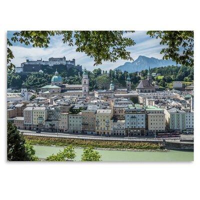 Americanflat 'Austria Idyllic Salzburg' by Melanie Viola Photographic Print
