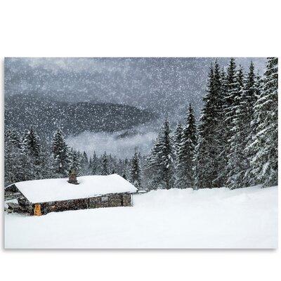 Americanflat 'Germany Bavarian Winter's Tale II' by Melanie Viola Photographic Print