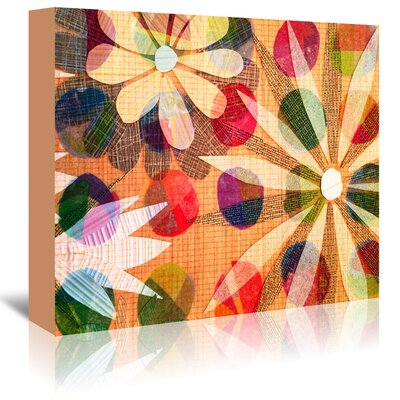 Americanflat '16B19 Blend' by Marian Nixon Graphic Art Wrapped on Canvas