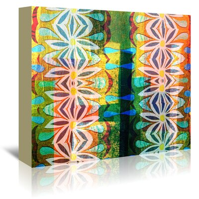 Americanflat '16B25 Blend' by Marian Nixon Graphic Art Wrapped on Canvas