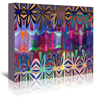 Americanflat '16A23 Blend' by Marian Nixon Graphic Art Wrapped on Canvas