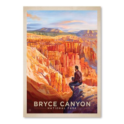 Americanflat 'Bryce Canyon' by Anderson Design Group Vintage advertisement