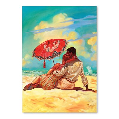 Americanflat Summer Love' Art Print