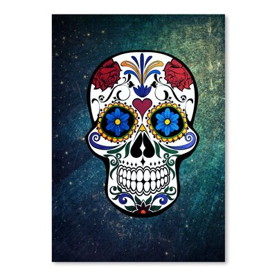 Americanflat Wonderful Dream Trendy and Stylish Skull Horror Graphic Art