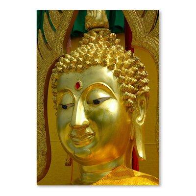 Americanflat Wonderful Dream Buddha Symbol Meditation Photographic Print