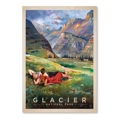 Americanflat 'Glacier' by Anderson Design Group Vintage advertisement