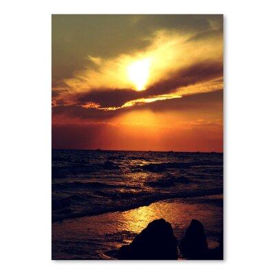 Americanflat Wonderful Dream Sunset from Turkey Side Photographic Print