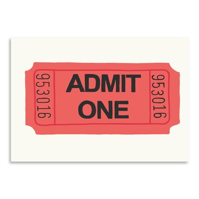 Americanflat 'Ticket' by Jorey Hurley Typography