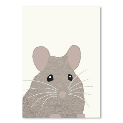 Americanflat 'Demon Mouse' by Jorey Hurley Art Print