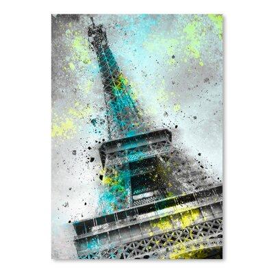 Americanflat 'City Art Paris Eiffel Tower III' by Melanie Viola Graphic Art