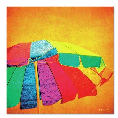 Americanflat 'Colorful Shade' by Graffi Tee Studios Art Print