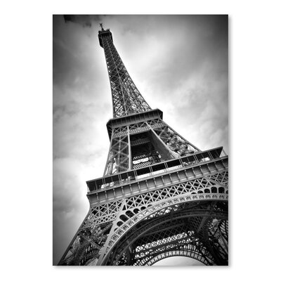 Americanflat Paris Eiffel Tower Dynamic' by Melanie Viola Photographic Print
