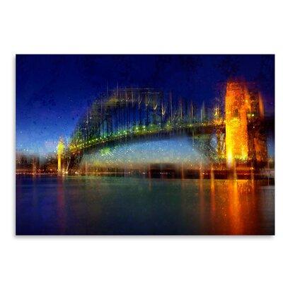 Americanflat 'City Art Sydney' by Melanie Viola Graphic Art