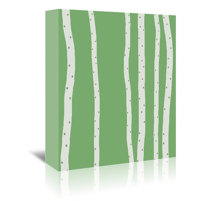 Americanflat 'Eucalyptus 1' by Jorey Hurley Art Print Wrapped on Canvas