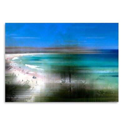 Americanflat 'Scenery Art Bondi Beach' by Melanie Viola Graphic Art