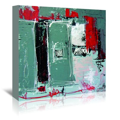 Americanflat 'Urbanit 1.1' by Annie Rodrigue Art Print Wrapped on Canvas
