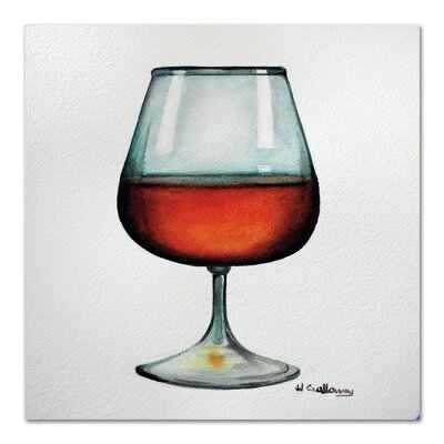 Americanflat Rum' by JJ Galloway Art Print