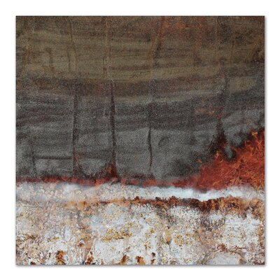 Americanflat 'Fire & Ice' by Jay Zinn Art Print