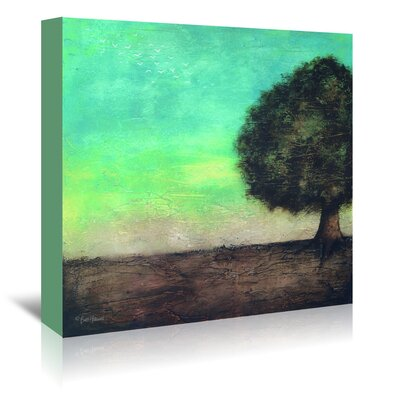 Americanflat 'Family Roots' by Britt Hallowell Art Print Wrapped on Canvas