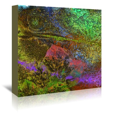 Americanflat 'The Glades C' by Jay Zinn Art Print Wrapped on Canvas