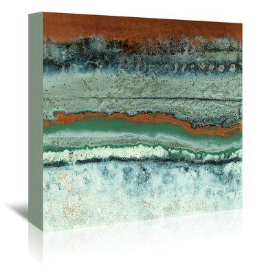 Americanflat 'Copper Mine' by Jay Zinn Art Print Wrapped on Canvas