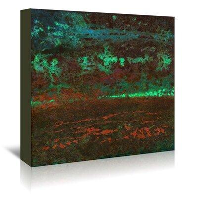 Americanflat 'Lava Haze' by Jay Zinn Art Print Wrapped on Canvas
