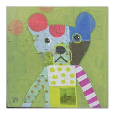 Americanflat 'Bear' by Julie Beyer Art Print