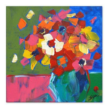 Americanflat 'Abstract Vase' by Terri Einer Art Print