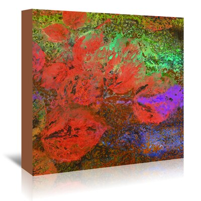 Americanflat 'The Glades A' by Jay Zinn Art Print Wrapped on Canvas