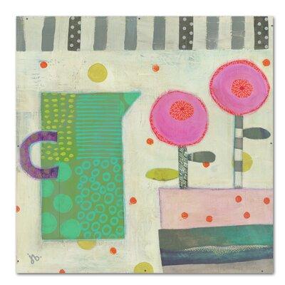 Americanflat 'Summer Table' by Julie Beyer Art Print
