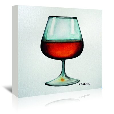 Americanflat 'Rum' by JJ Galloway Art Print Wrapped on Canvas