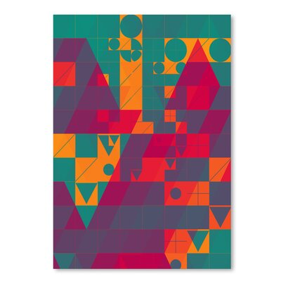 Americanflat 'Twyxt Flyt2' by Spires Graphic Art
