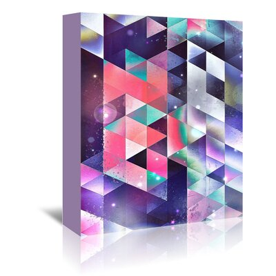 Americanflat 'Rycyptyr' by Spires Graphic Art Wrapped on Canvas