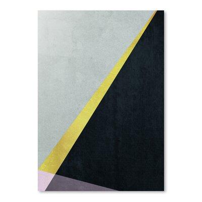 Americanflat 'Geometric Art 53' by Pop Monica Graphic Art