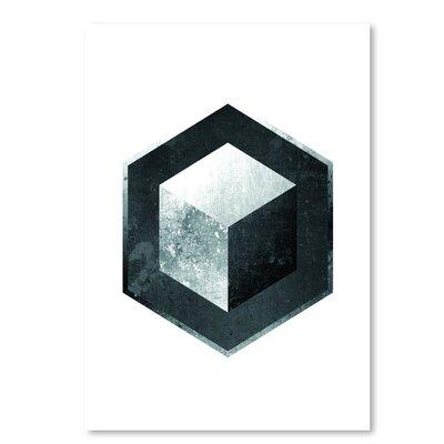 Americanflat 'Geometric Art 26' by Pop Monica Graphic Art