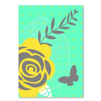 Americanflat 'Summer Blooms' by Ramneek Narang Graphic Art