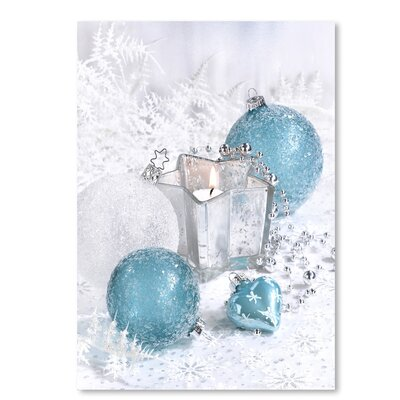 Americanflat 'Festive Ornaments' by Advocate Art Photographic Print