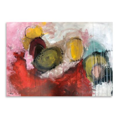 Americanflat 'Mordicus 1.2' by Annie Rodrigue Art Print