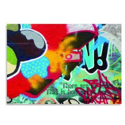 Americanflat How Art is Born' by Graffi Tee Studios Graphic Art