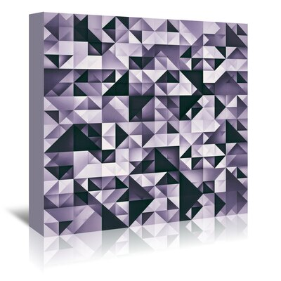 Americanflat Pyths' by Spires Graphic Art Wrapped on Canvas