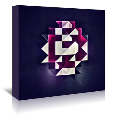 Americanflat 'Ryby Pyndynt' by Spires Graphic Art Wrapped on Canvas