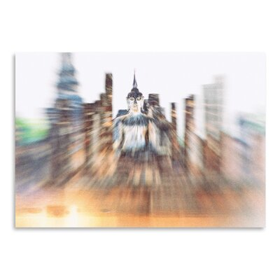 Americanflat 'Wat Phra II' by Golie Miamee Photographic Print