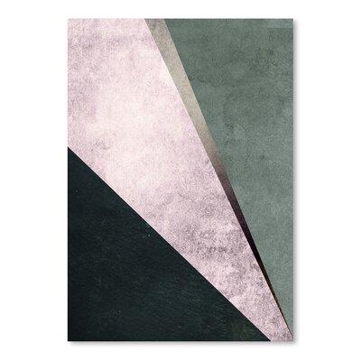 Americanflat Geometric Art 1' by Pop Monica Graphic Art
