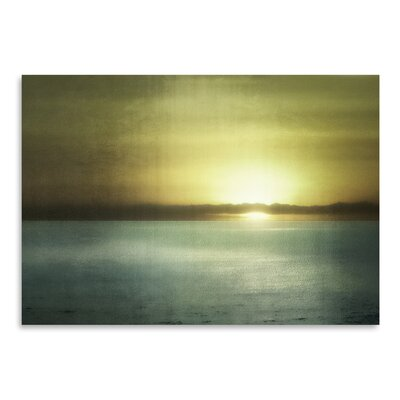 Americanflat Sunset in Malibu' by Golie Miamee Photographic Print