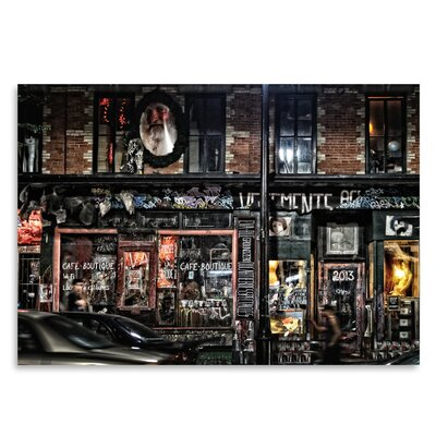 Americanflat 'Night Streets' by Golie Miamee Photographic Print