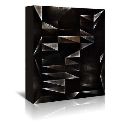 Americanflat Hyr' by Spires Graphic Art Wrapped on Canvas