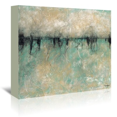Americanflat 'To the City' by Britt Hallowell Art Print Wrapped on Canvas